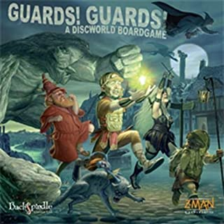 Z-Man Games - Guards! Guards ! A Discworld Boardgame