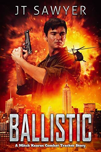 Ballistic by JT Sawyer ebook deal