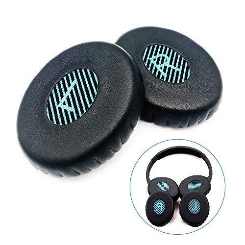 Cuscinetti auricolari di ricambio in schiuma compatibili con cuffie Bose SoundLink On-Ear (OE), On-Ear 2 (OE2), OE2i e SoundTrue On-Ear (OE)