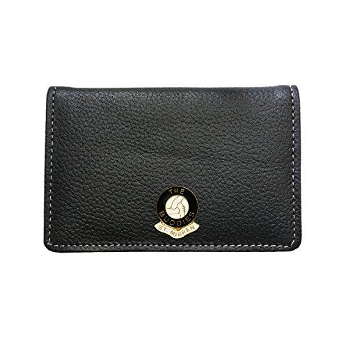 St Mirren Football Club Leather Card Holder Wallet