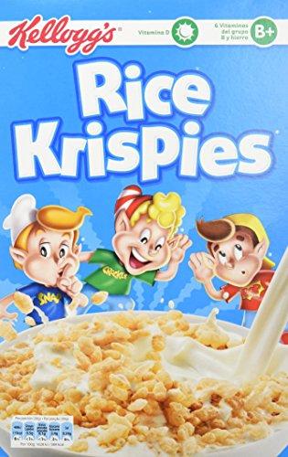 Rice Krispies Cereales de Arroz Tostado, 340g