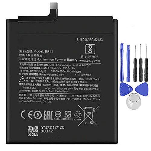 Ellenne Batería compatible con Xiaomi Redmi K20 - Mi 9T BP41 4000 mAh con kit de desmontaje incluido