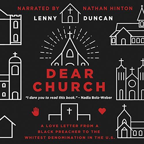 Dear Church cover art