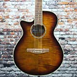 Ibanez AEG19LII Left-Handed Acoustic-Electric Guitar