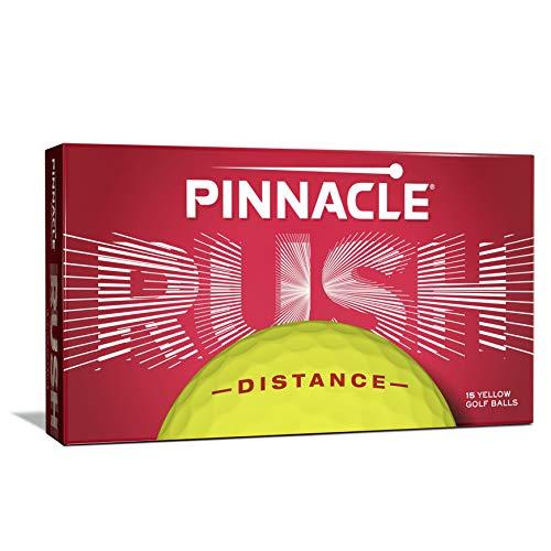 Pinnacle Golf Rush 15-Ball Yellow