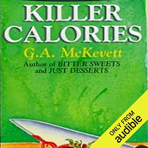 Killer Calories     Savannah Reid, Book 3              By:                                                                                                                                 G. A. McKevett                               Narrated by:                                                                                                                                 Dina Pearlman                      Length: 7 hrs and 15 mins     1 rating     Overall 5.0