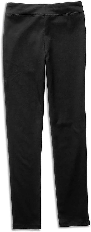 Hanes Girls Cotton Leggings: Clothing