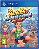 Summer Sports Games (PS4) (輸入版)