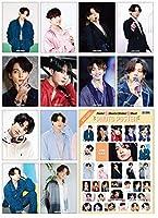 BTS 12枚 ポスターセット ビーティ―エス Poster Set 防弾少年団 (Jungkook)