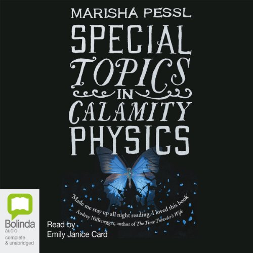 Special Topics in Calamity Physics cover art