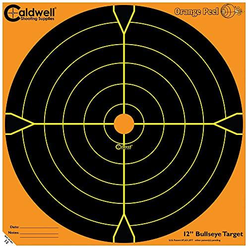Caldwell Orange Peel 8 Inch Splatter Target, 100-Pack