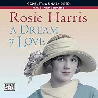 A Dream of Love audiobook cover art