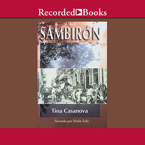 Sambiron audiobook cover art