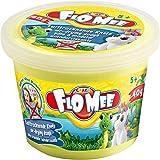 CRAZE Kinderknete 1er Set (1 CAN) FloMee FLO MEE Kinder-Knete Weiche Flauschige fluffige Modelliermasse in Dose 15780, Verschiedene Farbvariationen