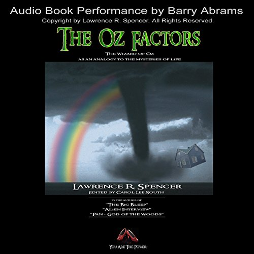 『The Oz Factors: The Wizard of Oz as an Analogy to the Mysteries of Life』のカバーアート