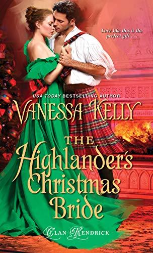 The Highlander's Christmas Bride (Clan Kendrick Book 2)