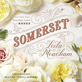 Somerset audiobook cover art