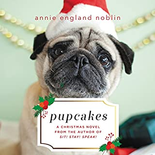Pupcakes audiobook cover art