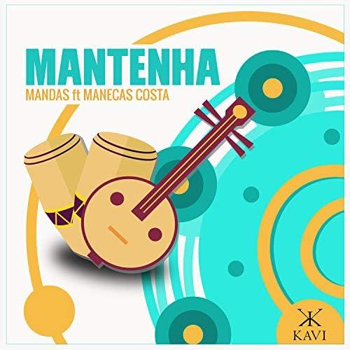 Mandas feat. Manecas Costa
