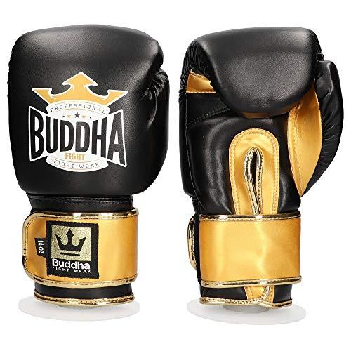 Guantes de Boxeo Muay Thai Kick Boxing Buddha Top Fight