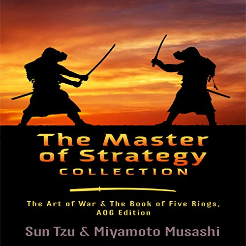 Couverture de The Master of Strategy Collection