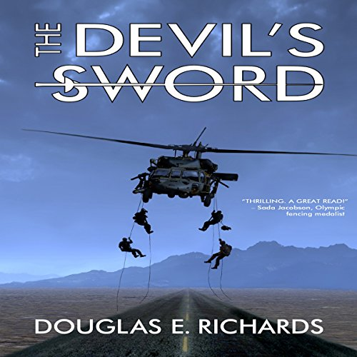 The Devil's Sword audiobook cover art