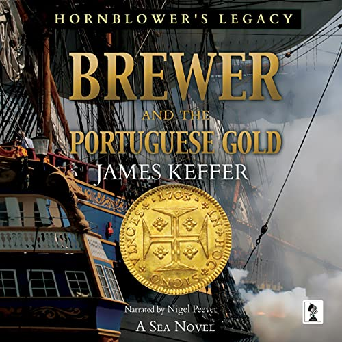 Brewer and the Portuguese Gold cover art