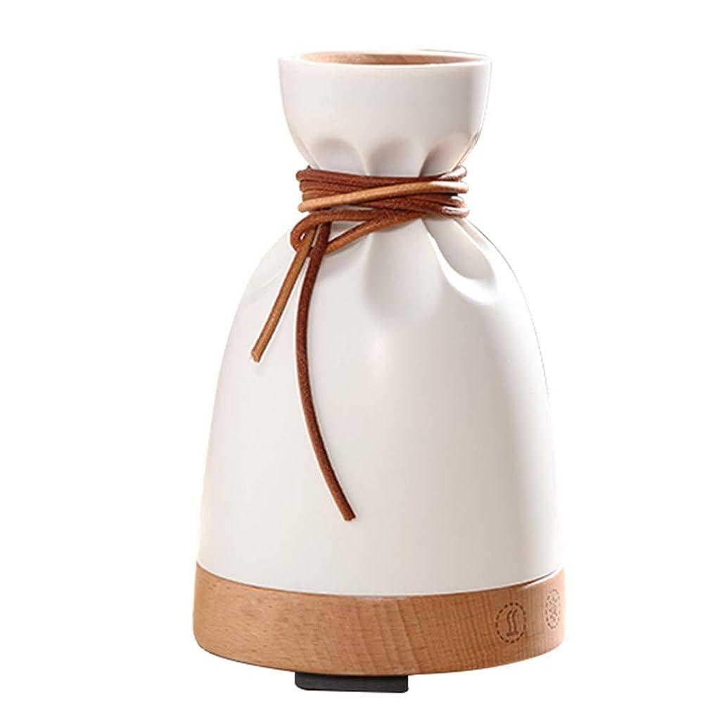 アロマセラピーマシン、140MLコールドミスト加湿器で匂いを除去し、水分のない自動パワーオフを助けるために神経を和らげる