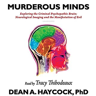 Murderous Minds cover art