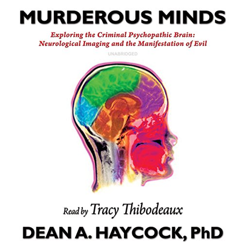 Murderous Minds audiobook cover art