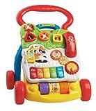 VTech- Spiel-und Laufwagen Correpasillos, Color Colorido. (80-077076)