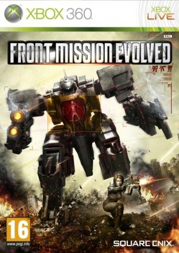 Front Mission Evolved (Xbox 360) [Importación inglesa]