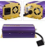 Apollo Horticulture APL400 Hydroponic 400 - Watt HPS MH Digital Dimmable Electronic Ballast for Grow...