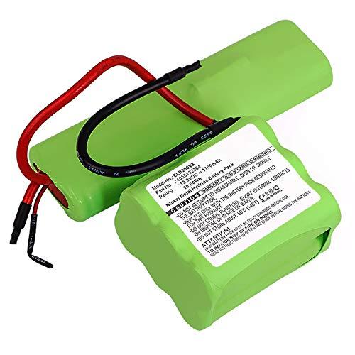 subtel® Staubsauger Ersatz Akku für AEG AG902, AG03, AG905, AG906-12V, 1300mAh, NiMH 4055132304, 900165571,900165573, 900165577 Ersatzakku Batterie