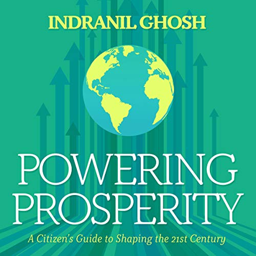 Powering Prosperity cover art