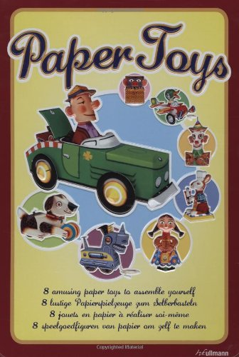Paper Toys (Deluxe Metal Box)