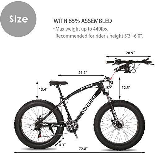 514Xj5GdllL 15 Best Cheap Mountain Bikes - Compare Prices & Features