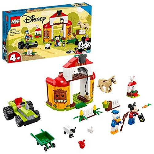 レゴ(LEGO) ミッキー&フレンズ ミッキー&ドナルドの ぼくじょう 10775