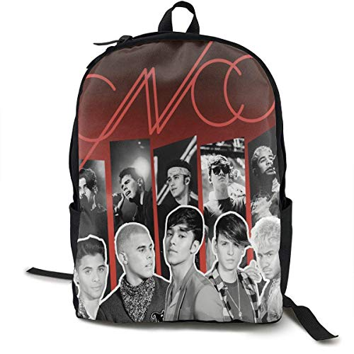 Shichangwei Cnco Backpack Campus School Bag Casual Backpack Gym Travel Hiking Canvas Backpack