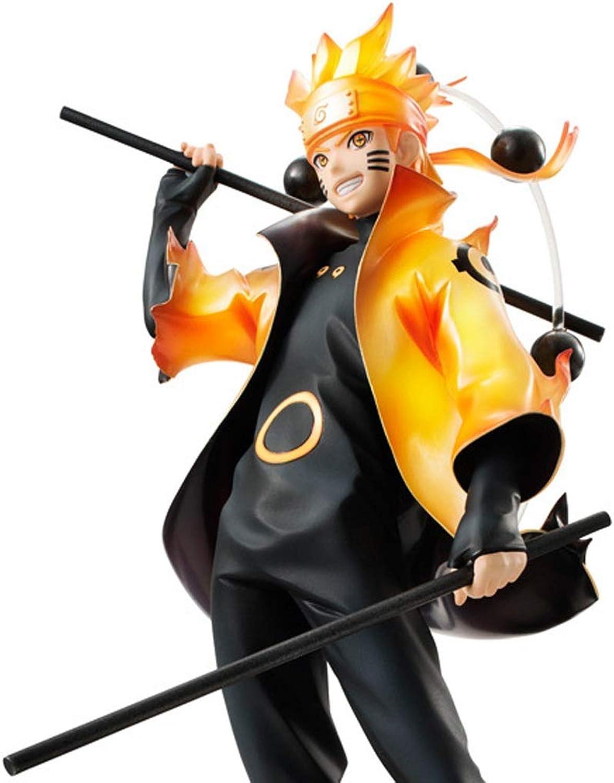 XIAOPING Personaje de Naruto Juguete PVC mueca mueca colección artesanía mueca Estatua Adornos Juguete Estatua de Juguete