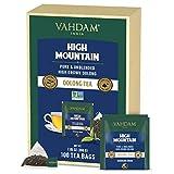 VAHDAM, High Mountain Oolong Tea Bags, 100 Count | 100% Detox Tea | Oolong Tea for Weight Loss |...