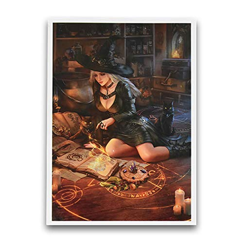 Lilibeth's Casual Conjuring - 100 Matte Card Sleeves (FN18S)