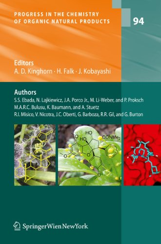 Progress in the Chemistry of Organic Natural Products Vol. 94
