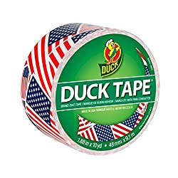 Patriotic Duck Tape - US Flag