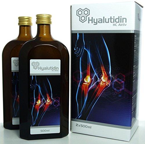 HYALUTIDIN HC Aktiv Flüssigkeit zum Einnehmen 1000 ml Flüssigkeit zum Einnehmen
