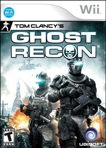 Tom Clancy's Ghost Recon Wii gebraucht-gut