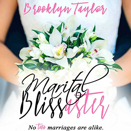 Marital Blissaster audiobook cover art