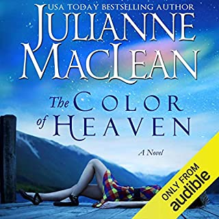 The Color of Heaven audiobook cover art