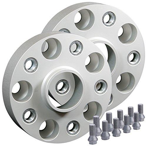SilverLine Spurverbreiterung 60mm Achse (30mm Rad) LK: 5x112 NLB: 66,6mm - 13133BES_5_4250891962789