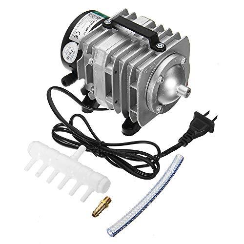 MYAMIA Tragbare Elektromagnetische Luftkompressor-Luftpumpe 45W 220V 70L / Min Für Aquarium-Hydroponik-Systeme